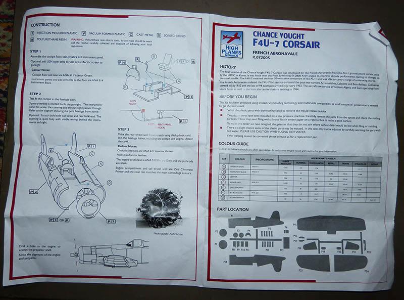"[High Planes Models] Corsair F4U7 de ""La Royale""- Terminé. 21012011542842617"