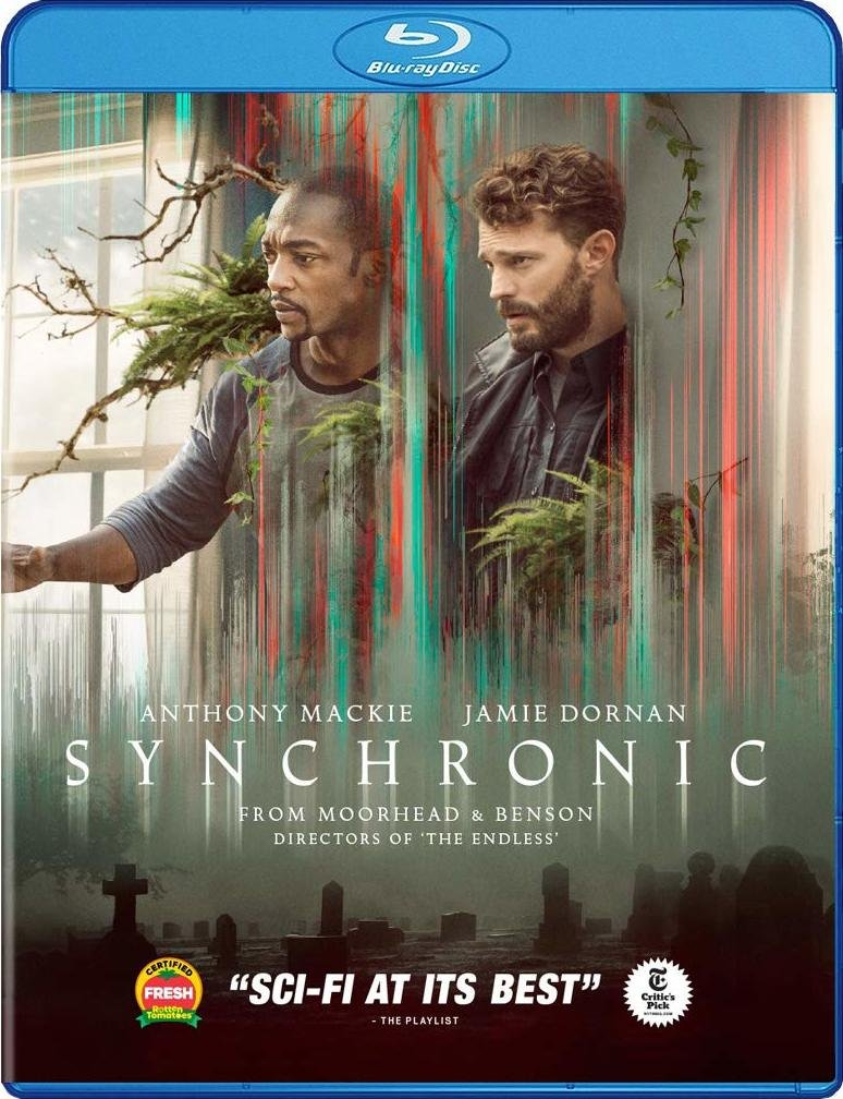 Synchronic poster image