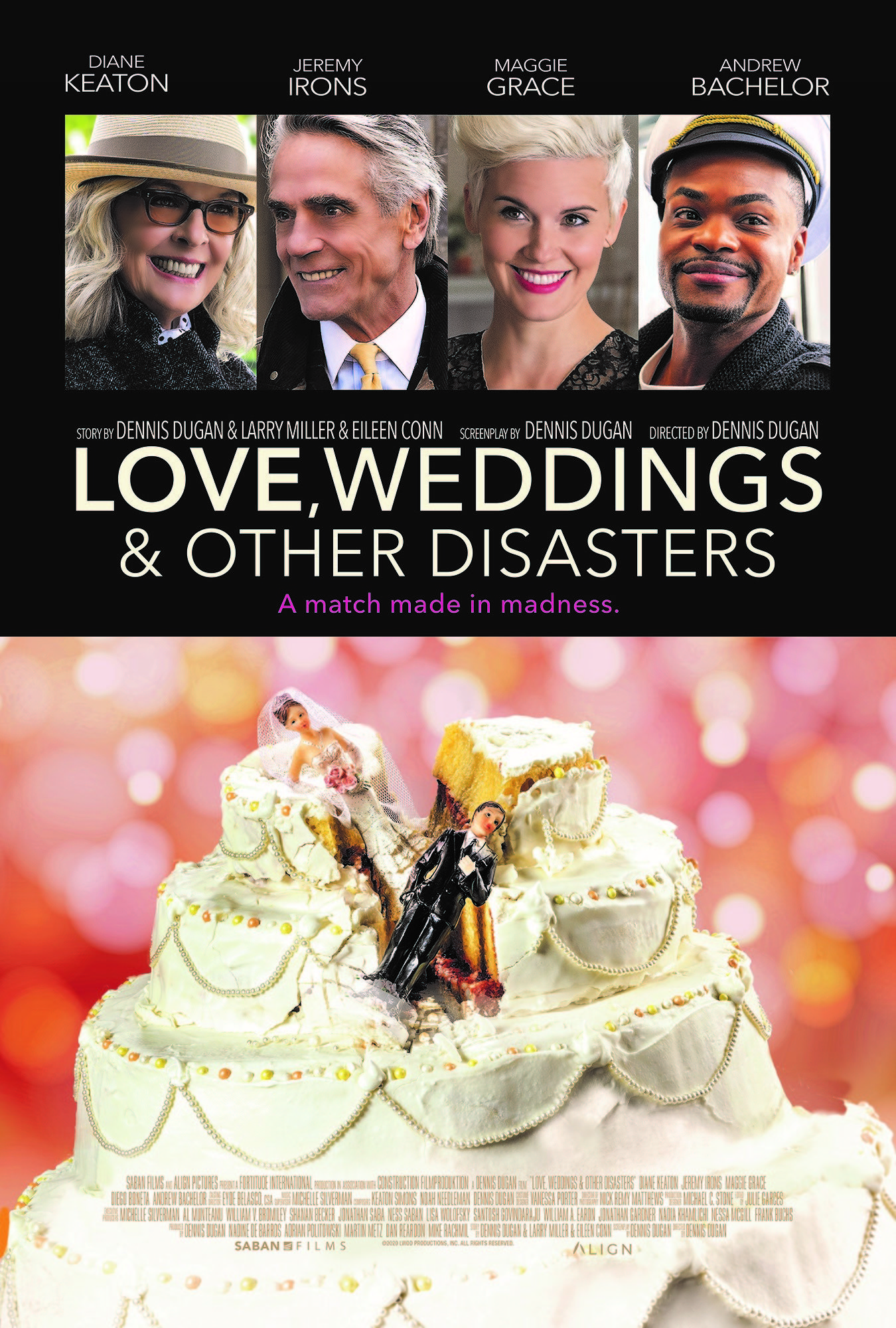 Love, Weddings & Other Disasters poster image