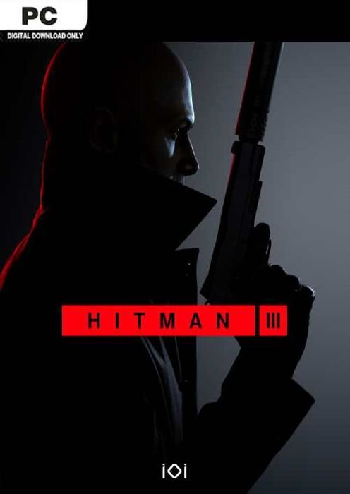 Poster for Hitman 3