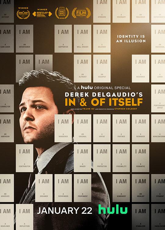 In & of Itself aka Derek DelGaudios in & of Itself (2020) poster image