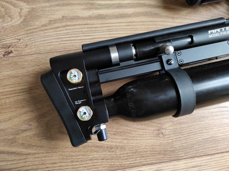 Artemis P18 cal. 5.5 PCP 210123052333469671
