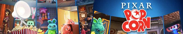 Poster for Pixar Popcorn