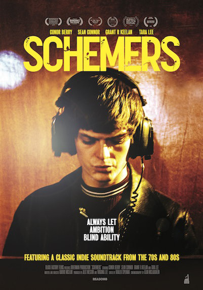 Schemers (2020) poster image