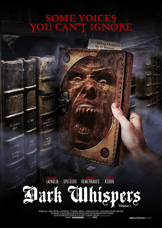 Dark Whispers: Volume 1 (2021) poster image