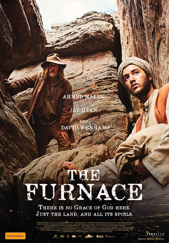 The Furnace (2020) poster image