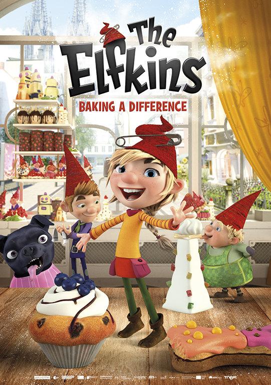 Die Heinzels - Rückkehr der Heinzelmännchen aka The Elfkins (2020) poster image