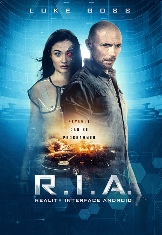R.I.A. aka Override (2021) poster image