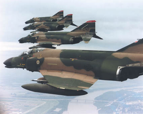 Escadrille de Fighter 1000