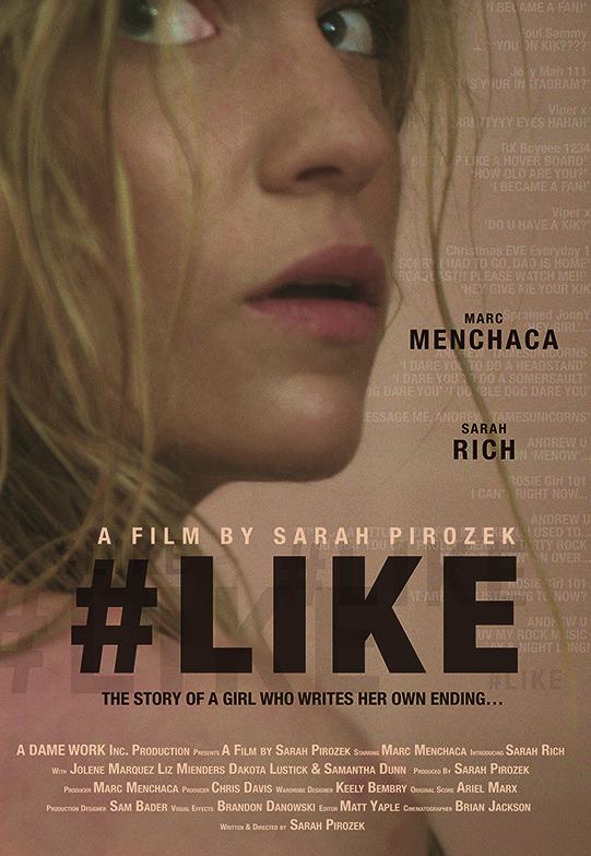 #Like poster image