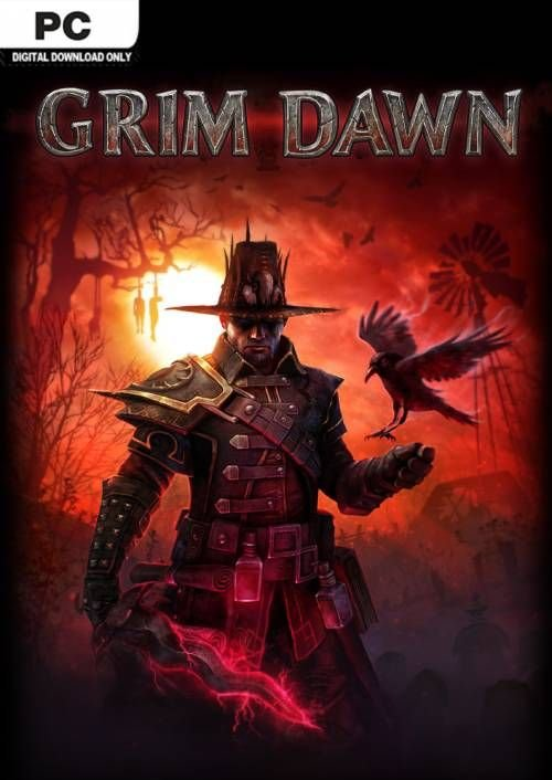 Poster for Grim Dawn Definitive Edition