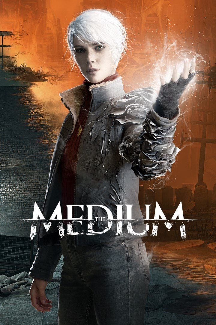 Poster for The Medium