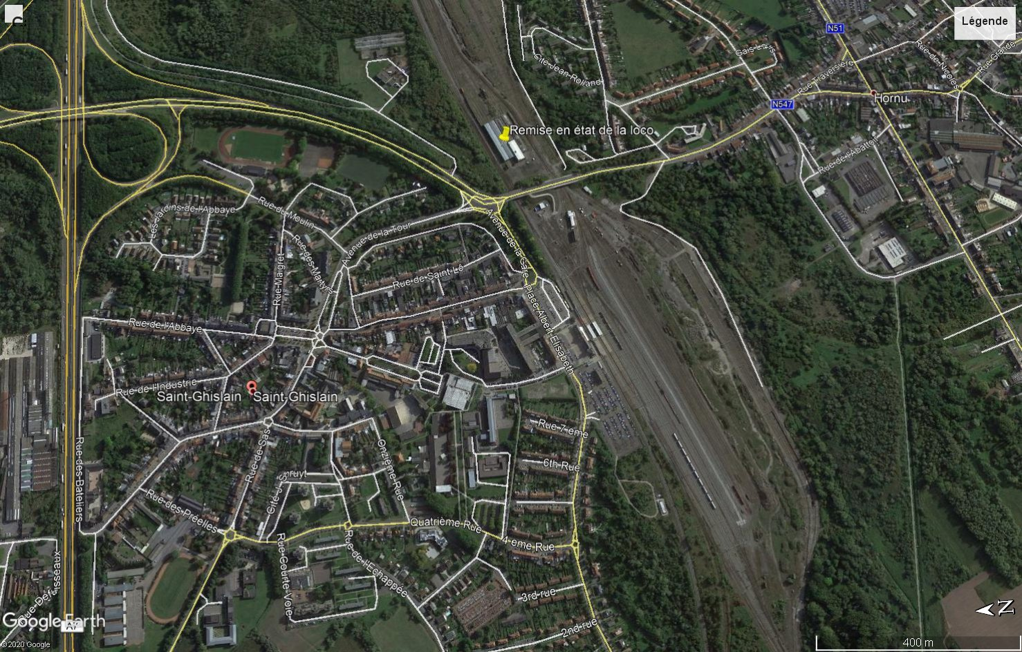 Street View: Les étrangetés du patrimoine wallon. - Page 5 210128121732452135