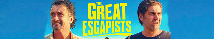 Poster for The Great Escapists