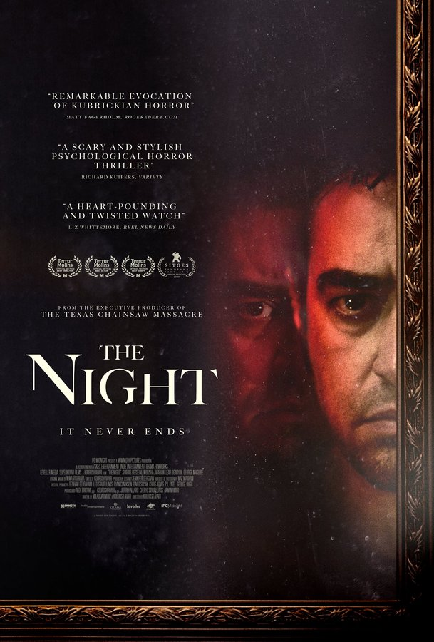 The Night poster image