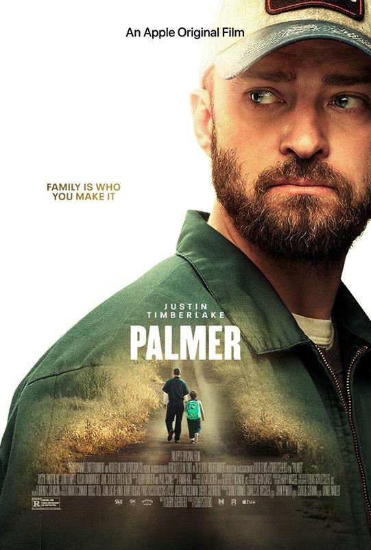 Palmer (2021) poster image