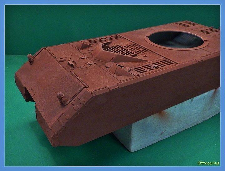 Quelque part sur le front de l'Est Juin 41 - Stug III Ausf.B (Tamiya ) et Sd.Kfz.252 (Dragon ) 1/35 - Page 6 210130080301159599