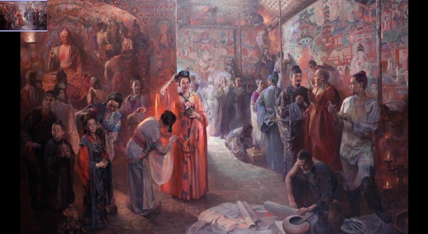 Zhang Hongnian (né en 1947) 210130103605641155