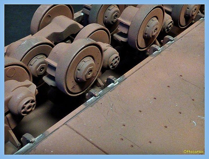 Quelque part sur le front de l'Est Juin 41 - Stug III Ausf.B (Tamiya ) et Sd.Kfz.252 (Dragon ) 1/35 - Page 7 210131081625282574