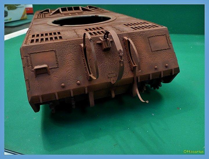Quelque part sur le front de l'Est Juin 41 - Stug III Ausf.B (Tamiya ) et Sd.Kfz.252 (Dragon ) 1/35 - Page 7 210131103249368198
