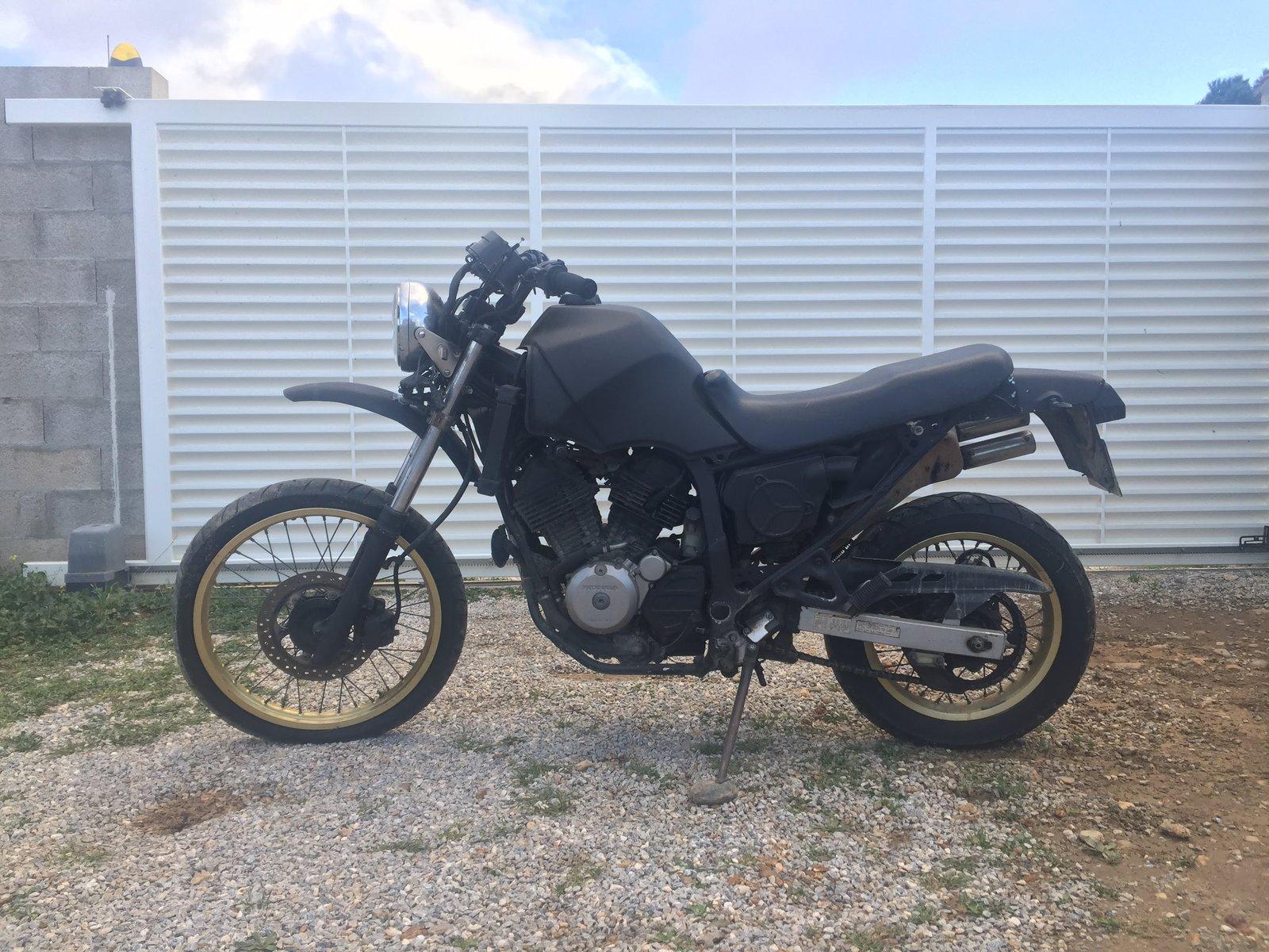 [VDS] Toutes pièces Honda 600 Transalp PD06 210201080452694590
