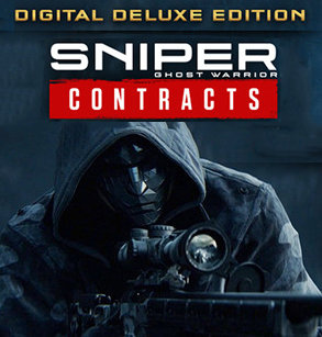 Poster for Sniper Ghost Warrior Contracts Digital Deluxe Edition