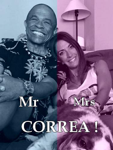 Raul Correa et Ayah Tannous