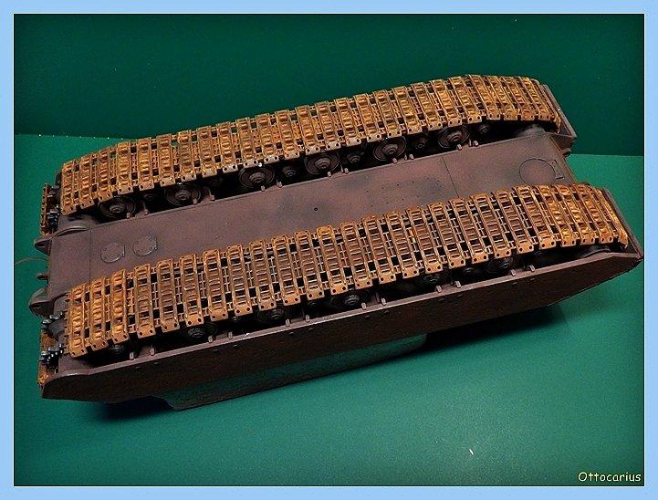 Quelque part sur le front de l'Est Juin 41 - Stug III Ausf.B (Tamiya ) et Sd.Kfz.252 (Dragon ) 1/35 - Page 7 210205112812567027