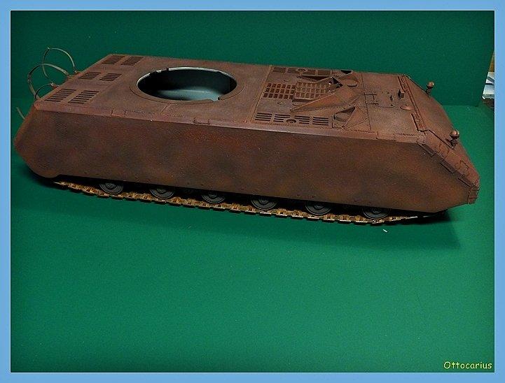 Quelque part sur le front de l'Est Juin 41 - Stug III Ausf.B (Tamiya ) et Sd.Kfz.252 (Dragon ) 1/35 - Page 7 210205112825169788