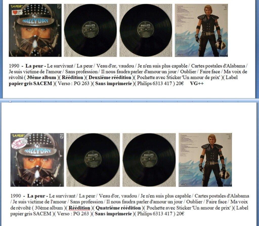 RECAPITULATIF DES ALBUMS STUDIO 33 TOURS OFFICIELS ( 1960 - 2017 ) - Page 2 210206074439974838
