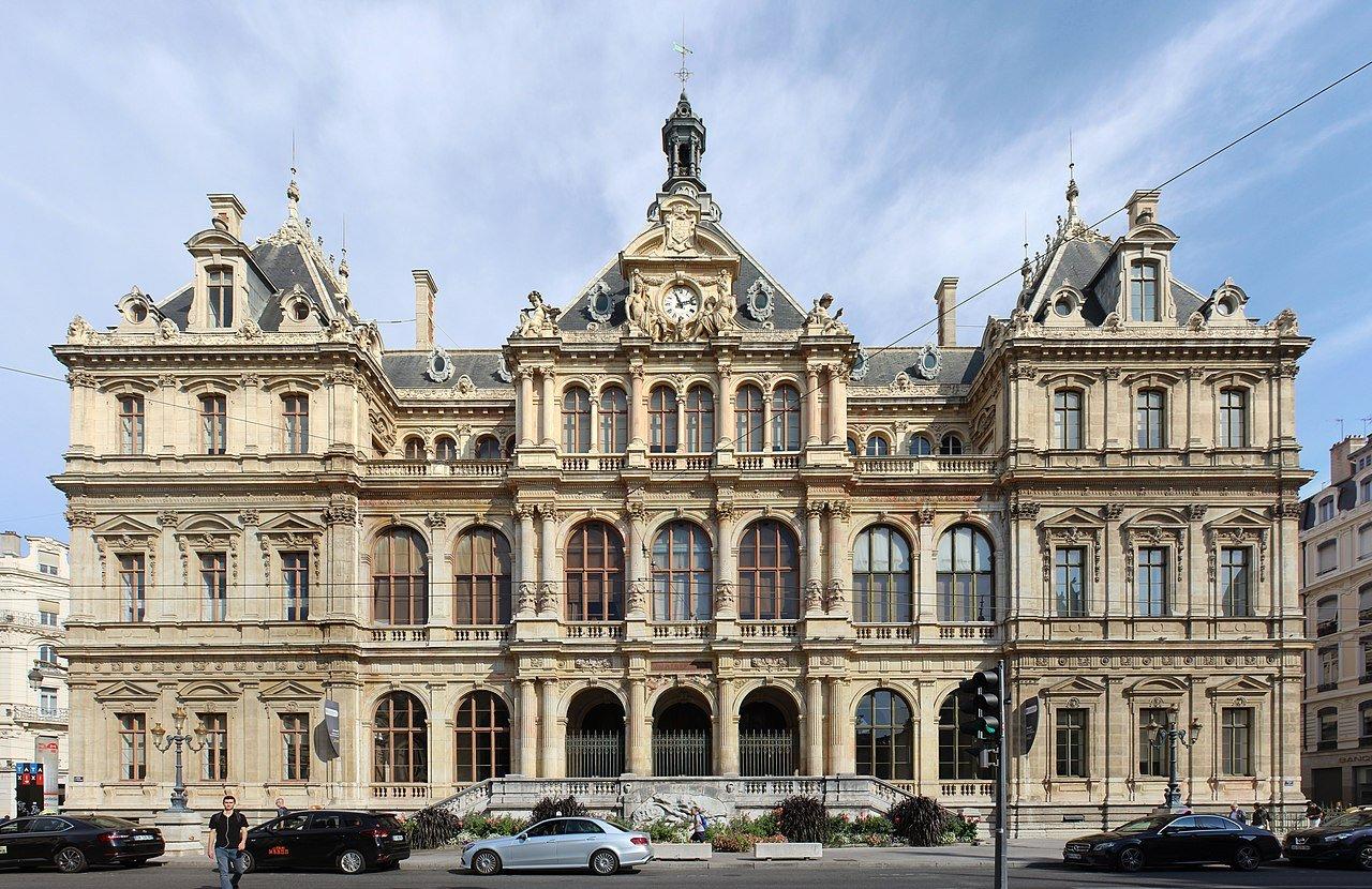 'El Palacio Real' en el centro de la capital San Paulo