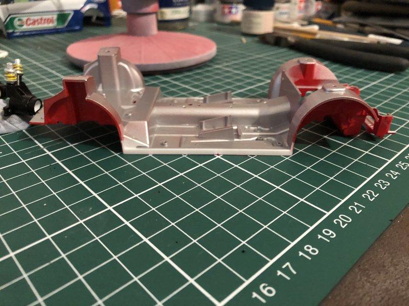 chassis côté
