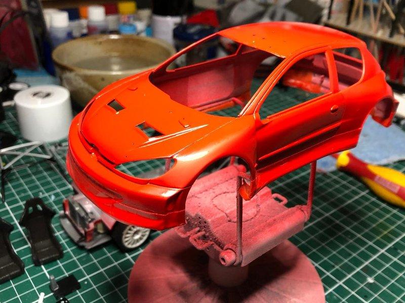 carrosserie 2 peinte 1