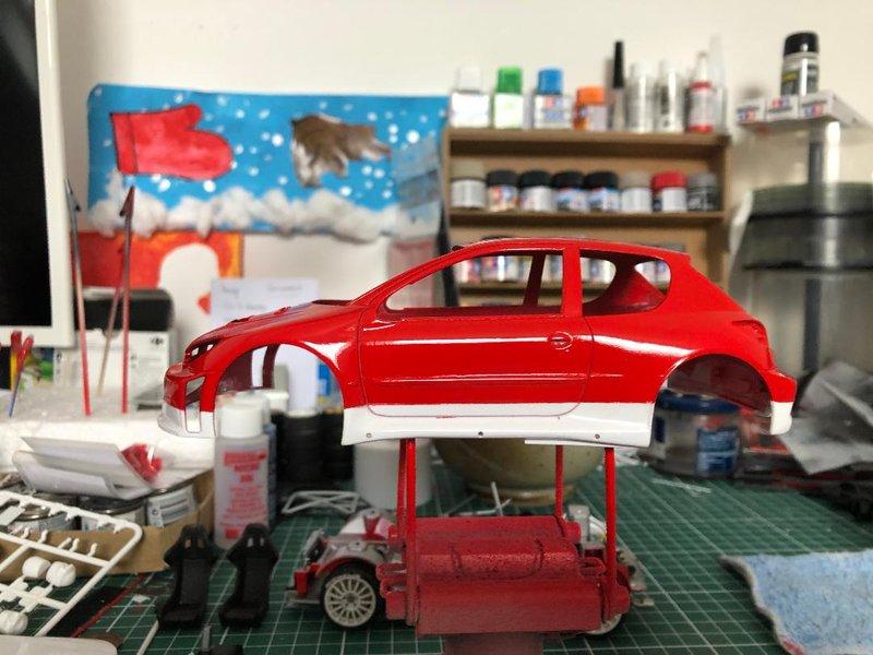 carrosserie 2 peinte 6