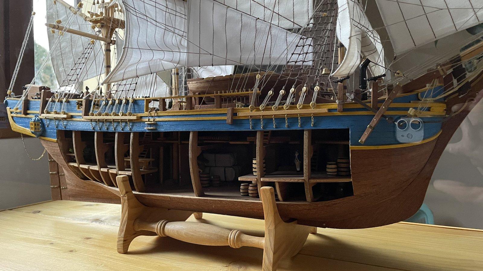 HMAV Bounty 1783 (Del Prado 1/46°) par Tonius 210208094519262843