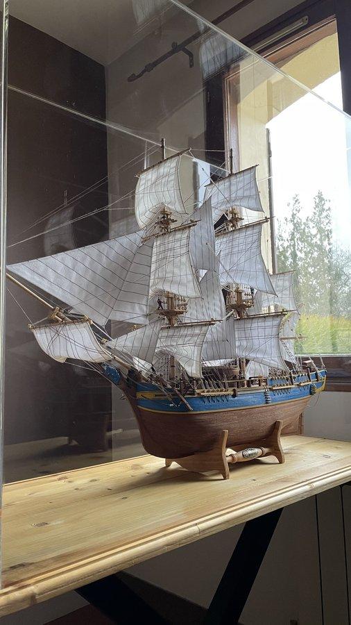 HMAV Bounty 1783 (Del Prado 1/46°) par Tonius 21020809455325985
