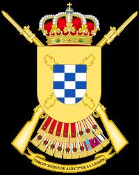 """Tercio """"Duque de Alba"""", Segundo de la Legión"""