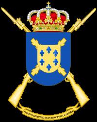 """Tercio """"Alejandro Farnesio"""", Cuarto de la Legión"""