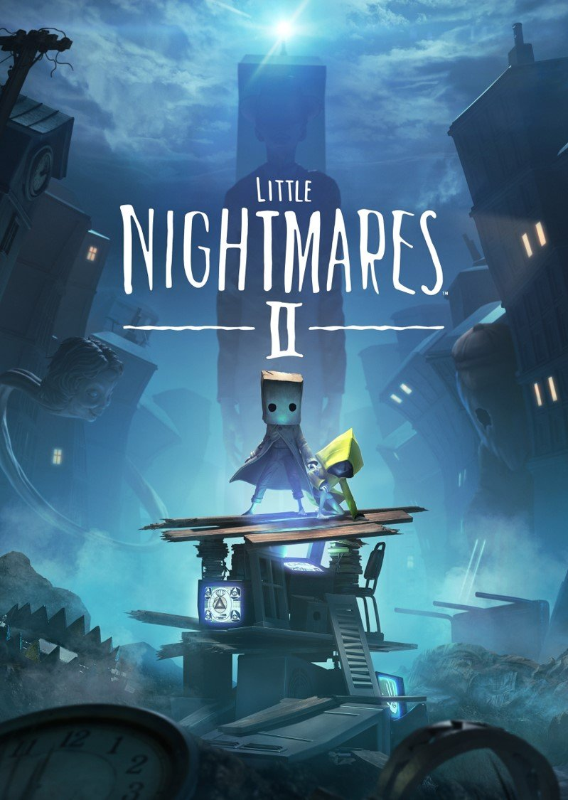 Poster for Little Nightmares II
