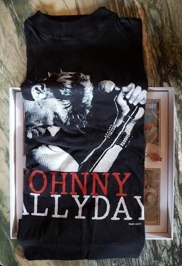 COFFRET 4 CD + TEE SHIRT + PIN'S ( CLUB DIAL ) 21021201103252341