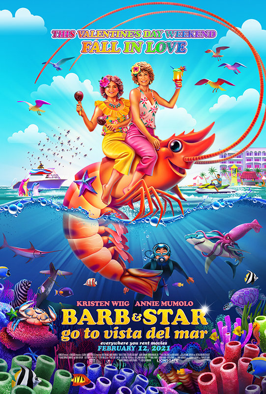 Barb and Star Go to Vista Del Mar (2021) poster image