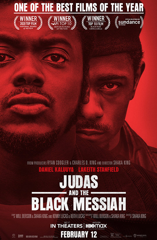 Judas and the Black Messiah (2021) poster image