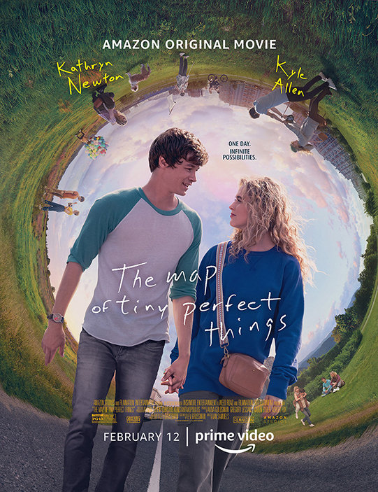 The Map of Tiny Perfect Things (2021) poster image
