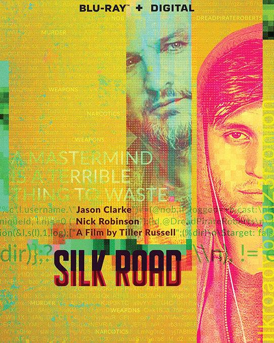 Silk Road (2021) poster image