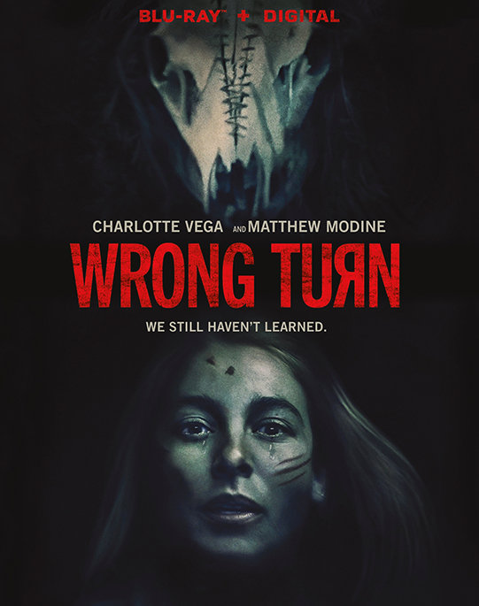 Wrong Turn aka Wrong Turn: The Foundation (2021) poster image