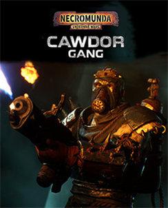 Poster for Necromunda: Underhive Wars - Cawdor Gang