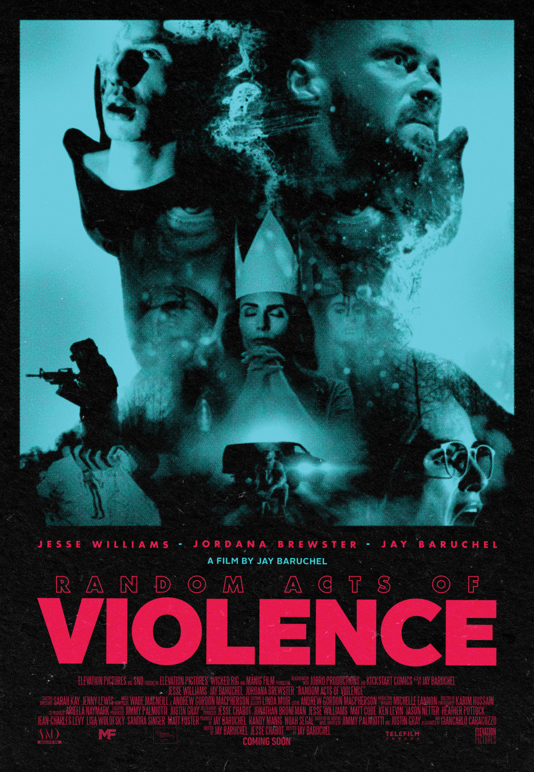 Random Acts of Violence poster image