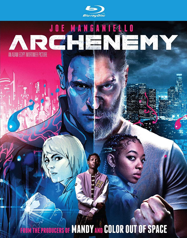 Archenemy poster image