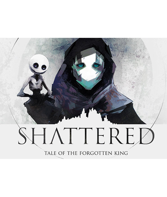 Poster for Shattered - Tale of the Forgotten King