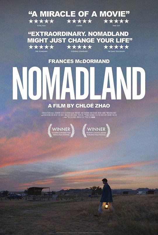 Nomadland (2020) poster image